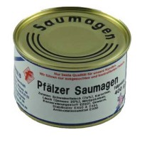 Pfälzer Saumagen Metzgerei Appel
