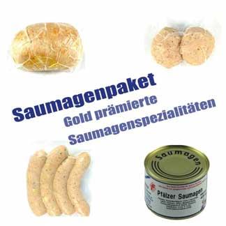 Pfälzer Saumagenpaket